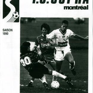 Montréal Supra v Ottawa Intrepid 1990 (c/o Alberto7)