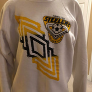 1990 Hamilton Steelers Training Jersey (c/o Lucio Ianiero)