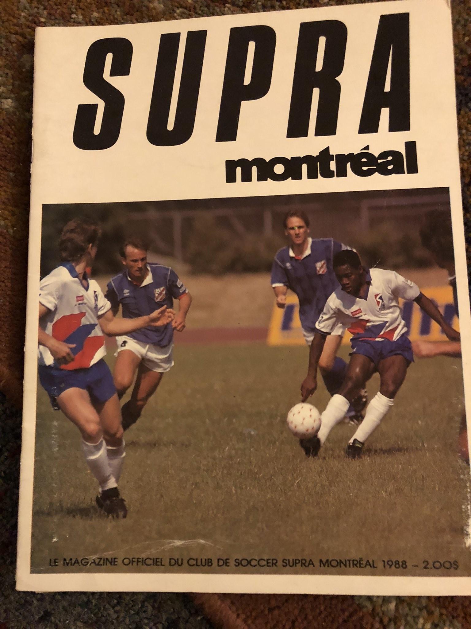 1988 Montreal Supra v Ottawa Intrepid (c/o Peter Mackie)