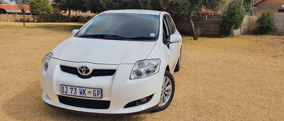 2008 TOYOTA AURIS 160 RS AT - 100301