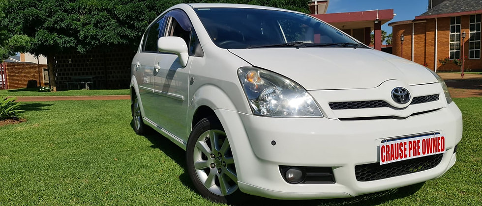 2006 Toyota Verso 1.8 Tx - #Con019