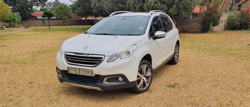 2014 Peugeot 2008 1.6 Vti Allure - #100315