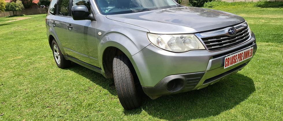 2010 Subaru Forester 2.5 X 4X4 - Con013