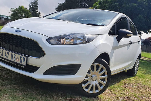 2016 Ford Fiesta 1.4 Ambiente 5Dr - # 4101