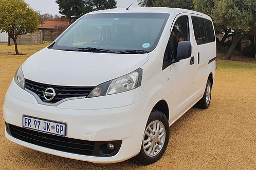 2017 Nissan NV 200 1.5 DCI Visia 7 Seater - # 4053