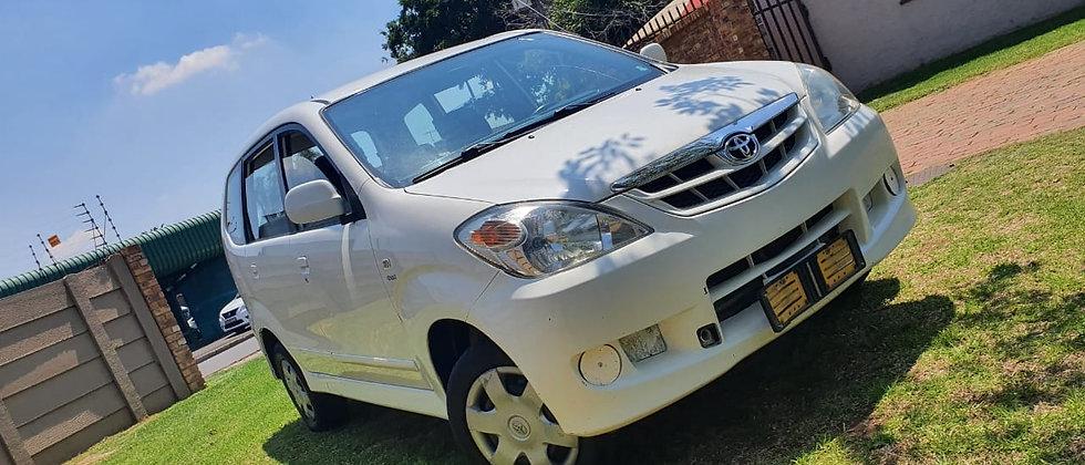 2009 Toyota Avanza 1.5 Sx - # 100332