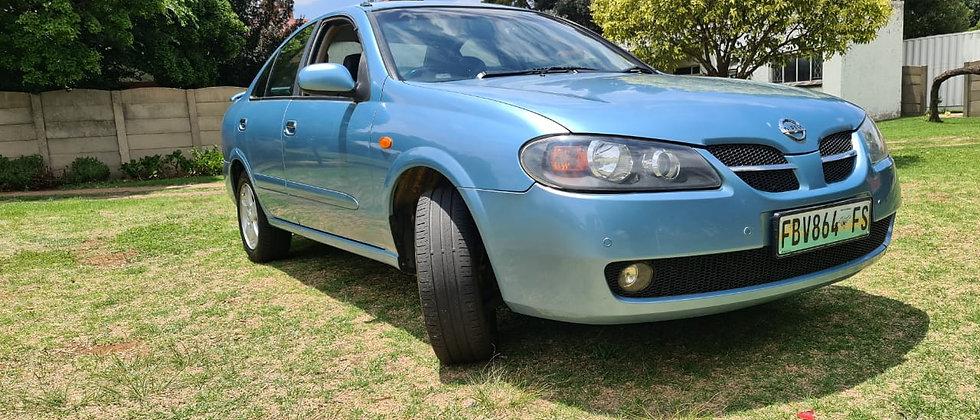 2006 Nissan Almera 1.6 Luxury - # 100336