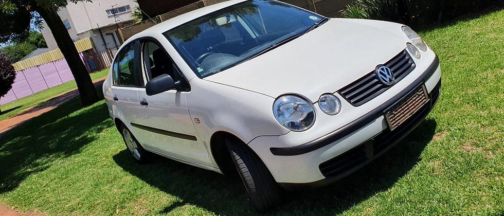 2003 Volkswagen Polo Classic 1.4 - # 100333
