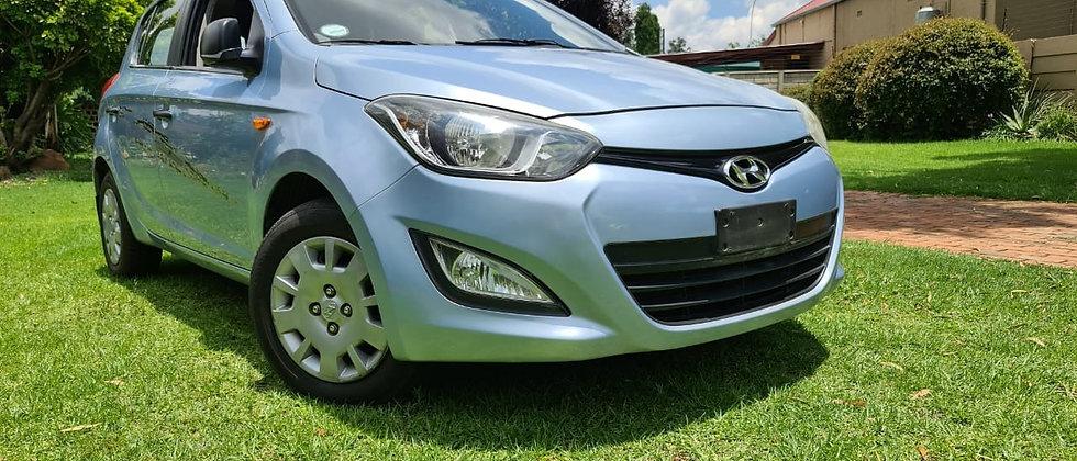 2013 Hyundai i20 1.2 Motion - Con015