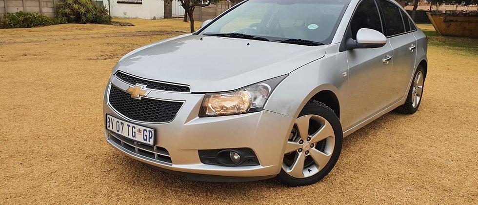 2012 Chevrolet Cruze 1.8 Lt Auto - # 100305