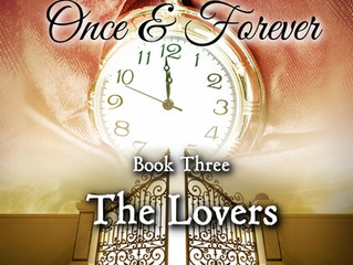 """""""Once & Forever."""" Book Three: The Lovers. Excerpt"""