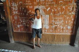 BALU DHUMADA PHOTOGRAPHIÉ PAR HERVE PERDRIOLLE GANJAD 2015
