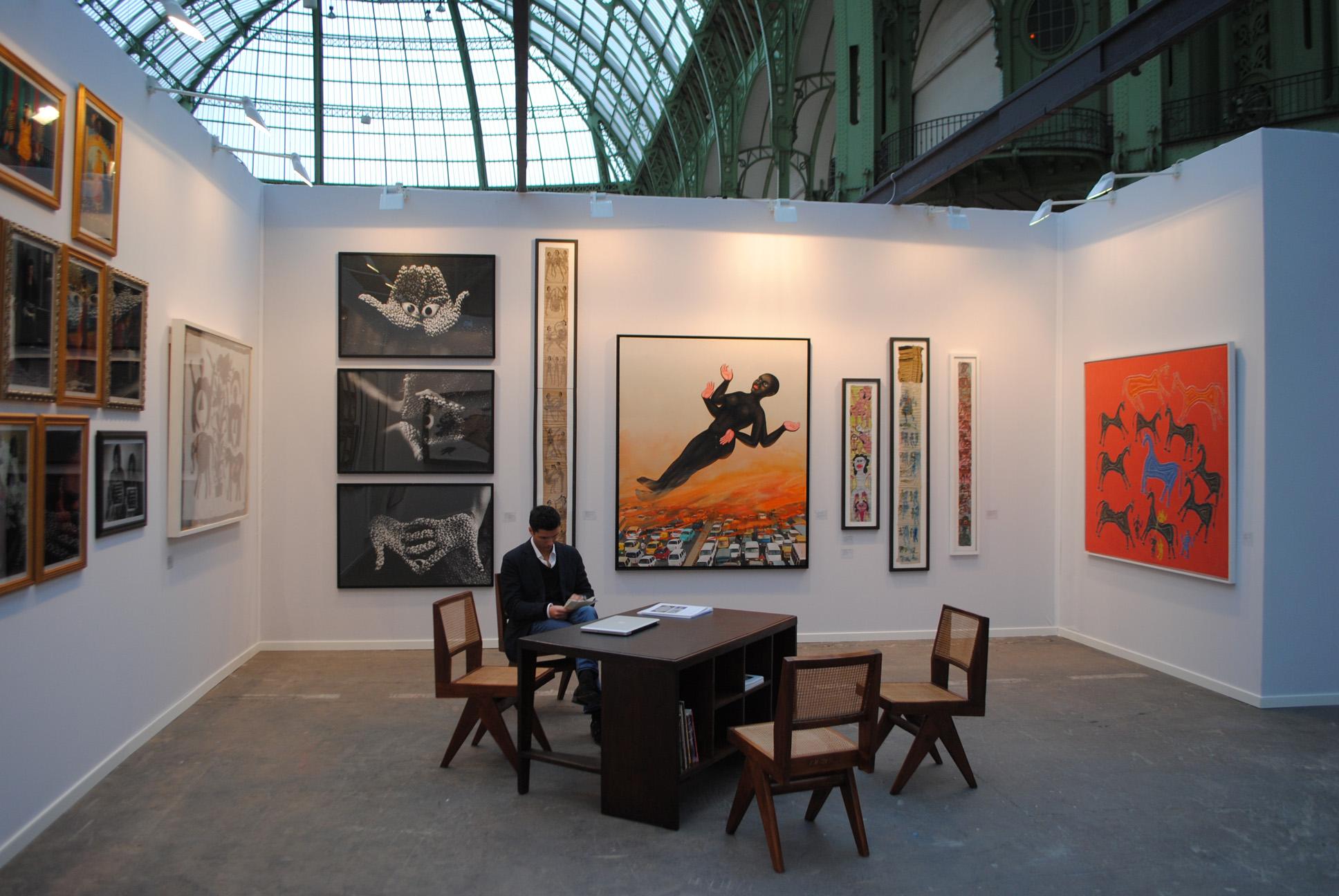 Art Paris, Galerie Hervé Perdriolle