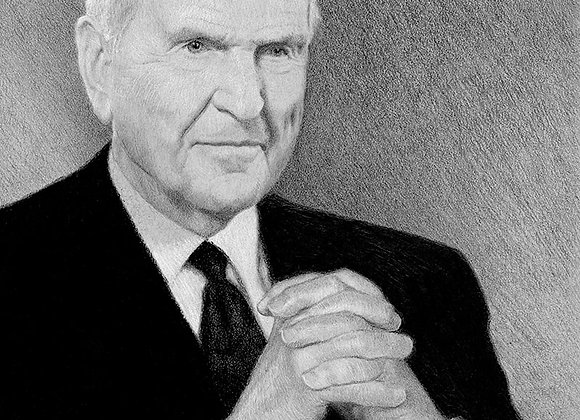 President Russell M. Nelson (of the Church of Jesus Christ of Latter-day Saints)