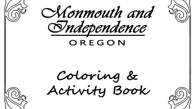 Coloring Book: Monmouth and Independence