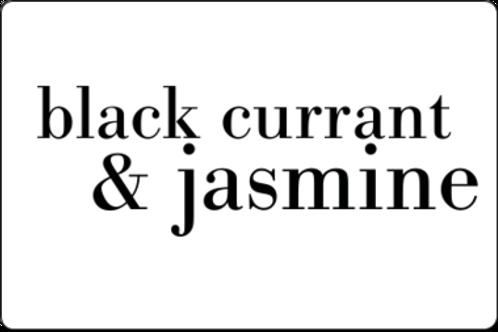 12oz Black Currant & Jasmine