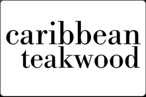 12oz Caribbean Teakwood
