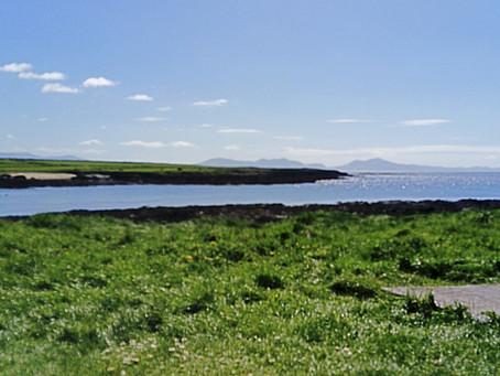 Anglesey - coastal walk - Aberffraw