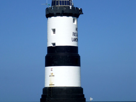 Lighthouses - I love them, do you?