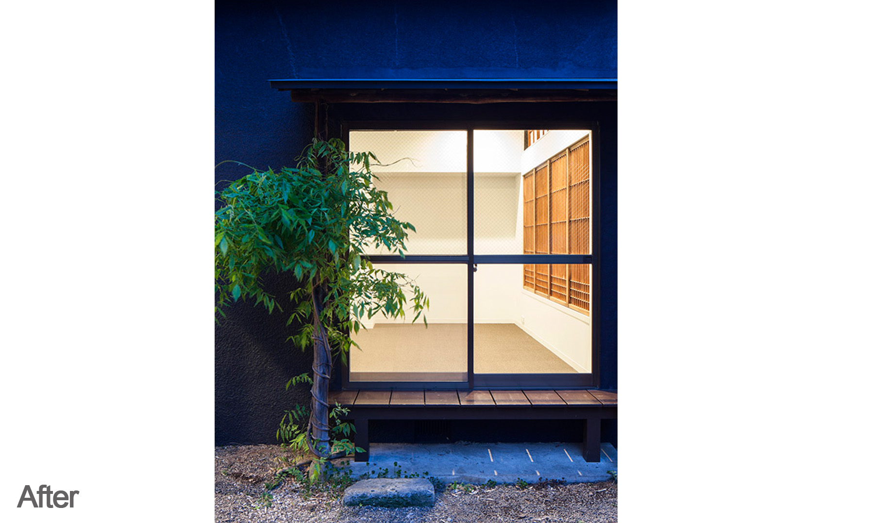 Omokage house