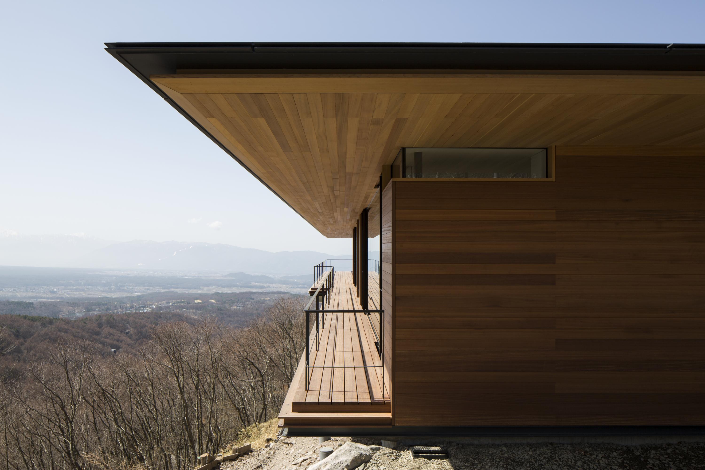 八ヶ岳の家 House in Yatsugatake
