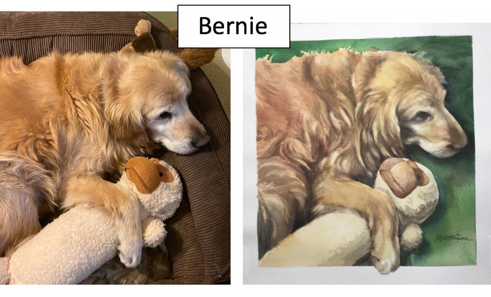 Bernie by Robert Benson