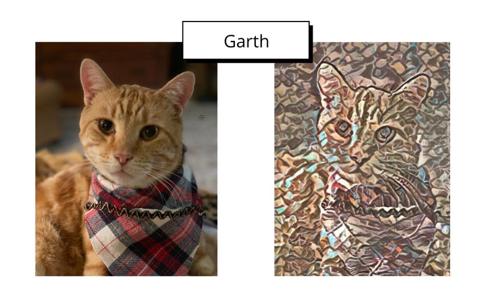 Garth by Lori Beth Merrill