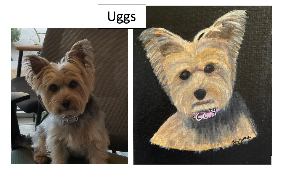 Uggs by Amy Gottlieb