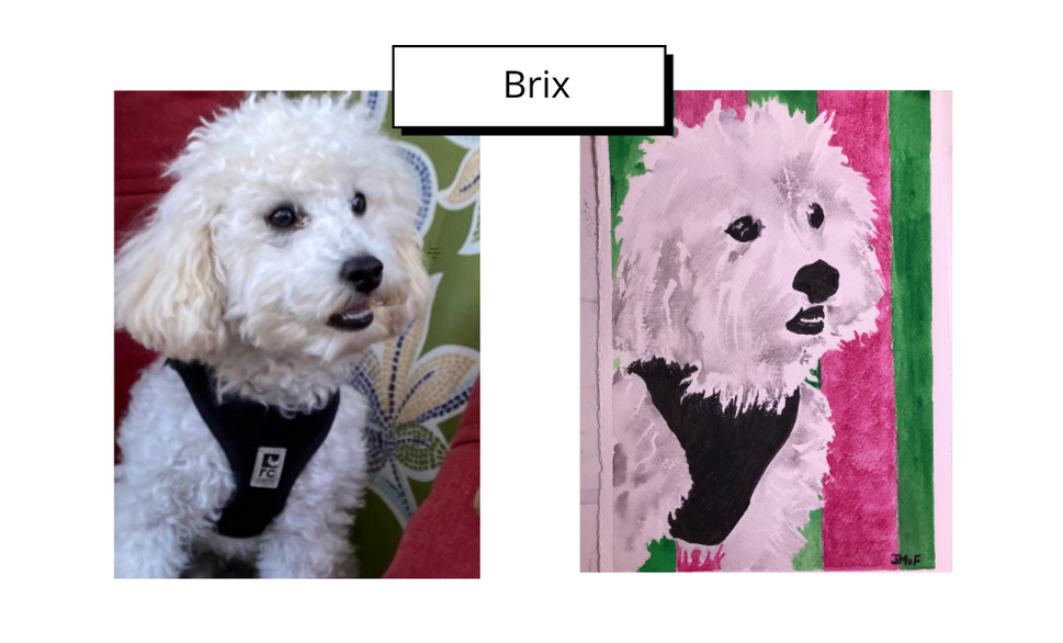 Brix by Judy McFarland