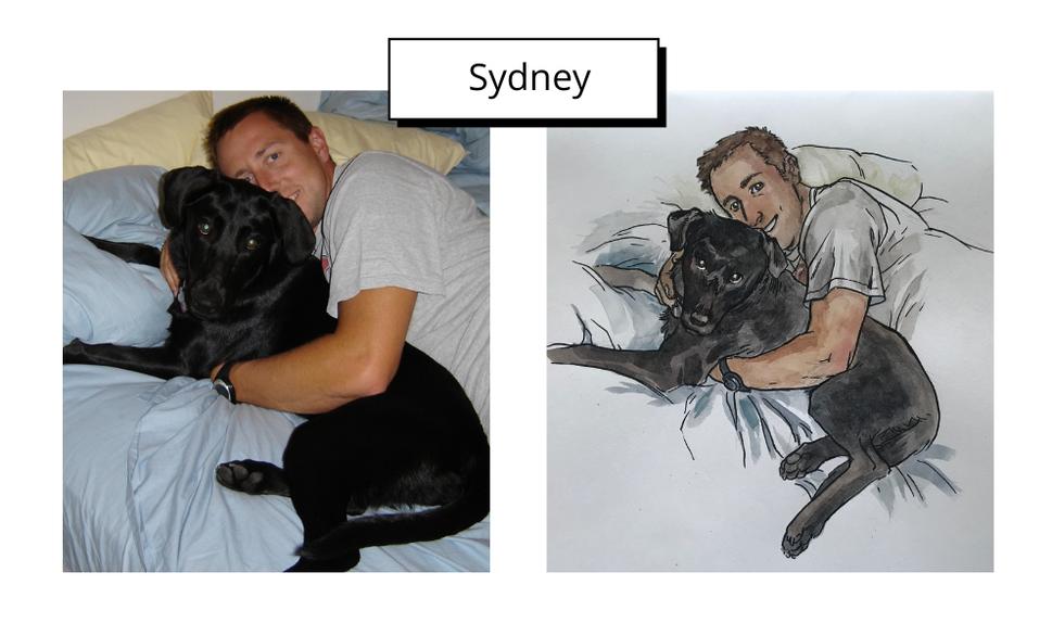 Sydney by Robbie McClellan