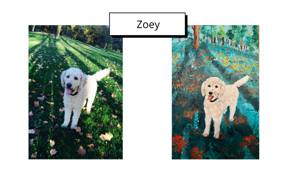Zoey by Marie Fowle
