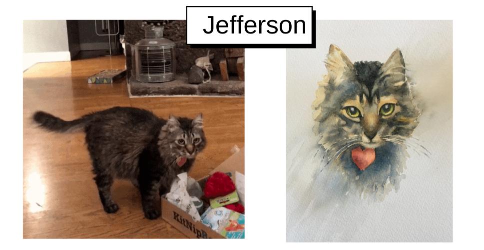Jefferson by Pip Tetlow