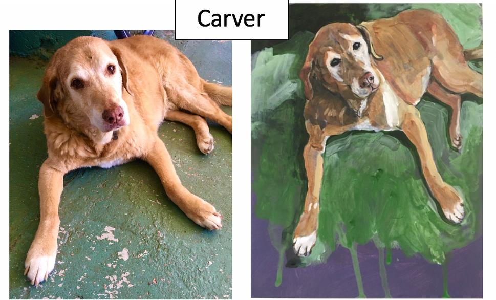 Carver by Jenny Williams