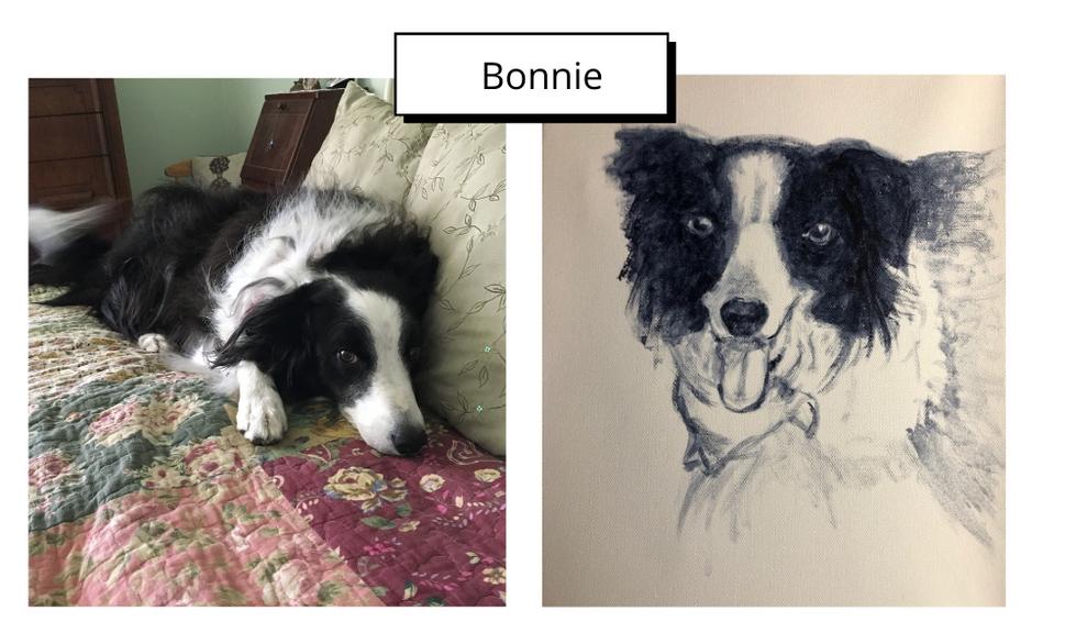 Bonnie by Gina Roman