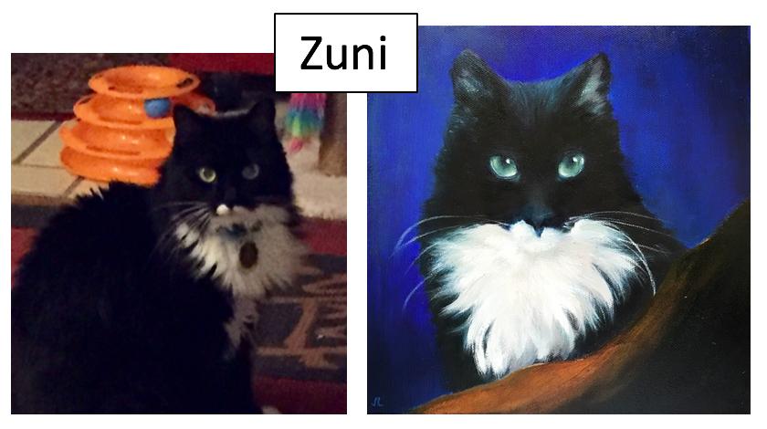 Zuni by Jackie Lee
