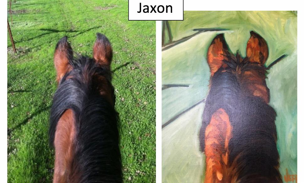 Jaxon by Patrick Jeffries
