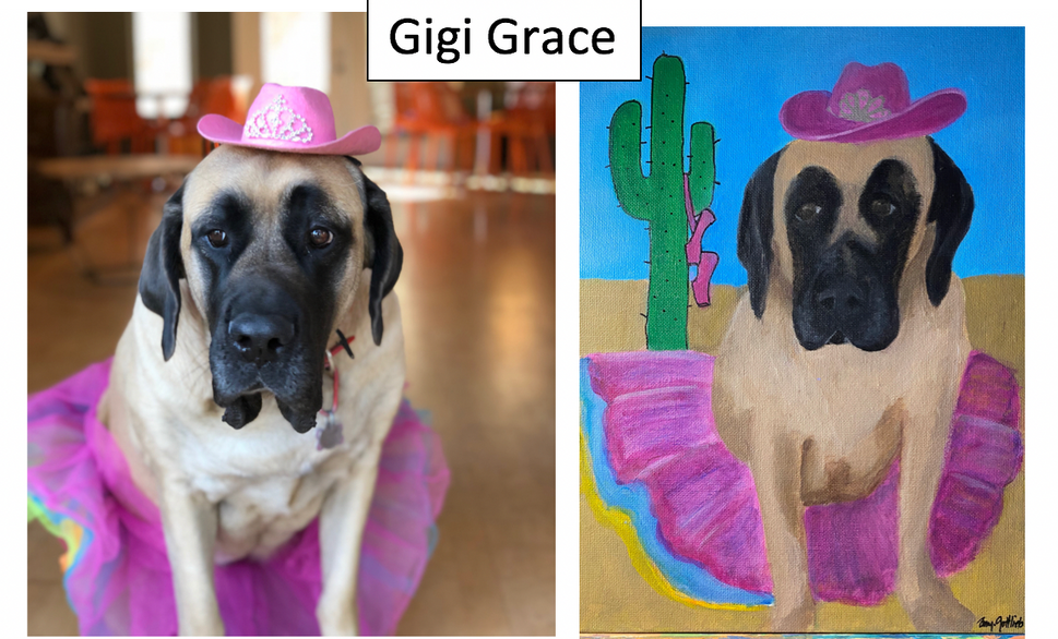 Gigi Grace by Amy Gottlieb