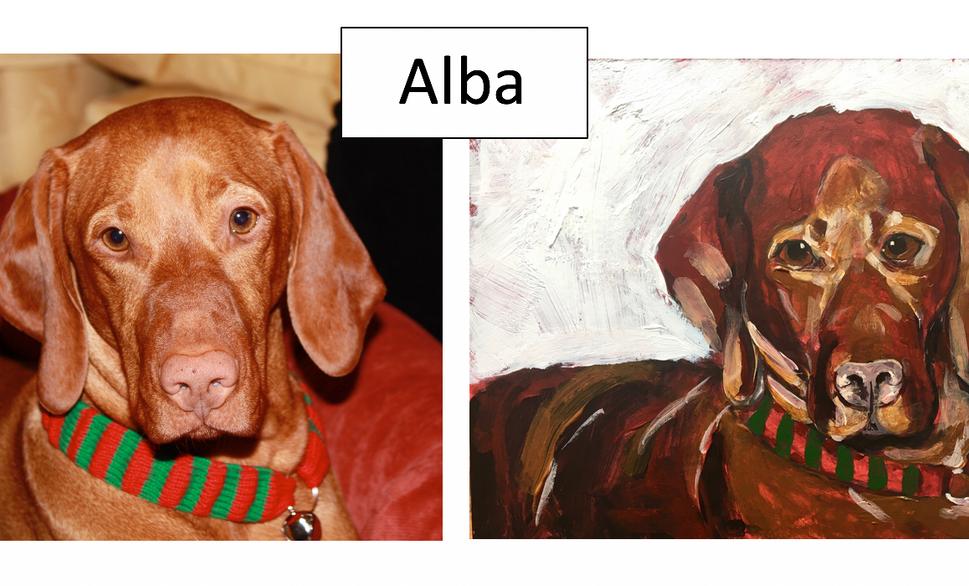 Alba by Jenny Williams