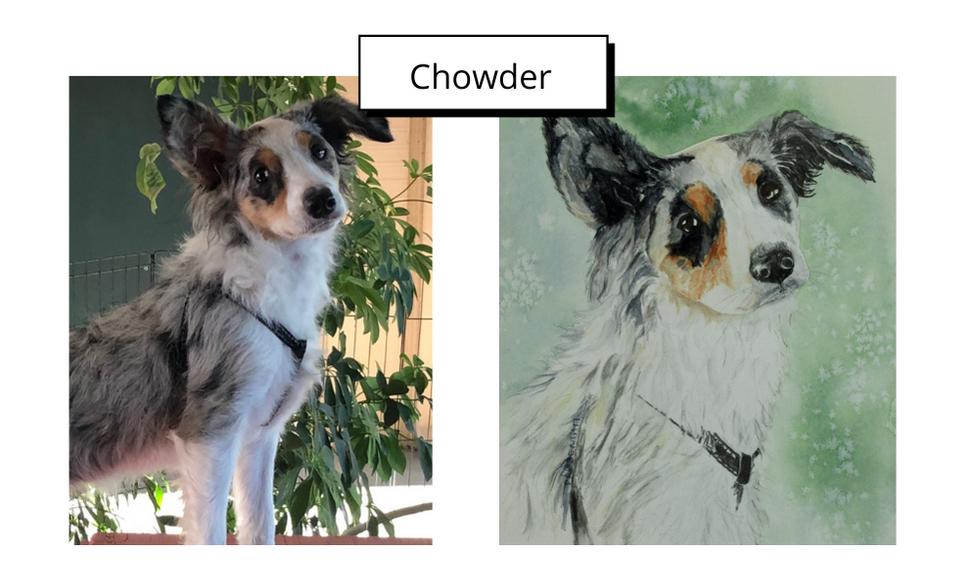 Chowder by Kathleen Presentati