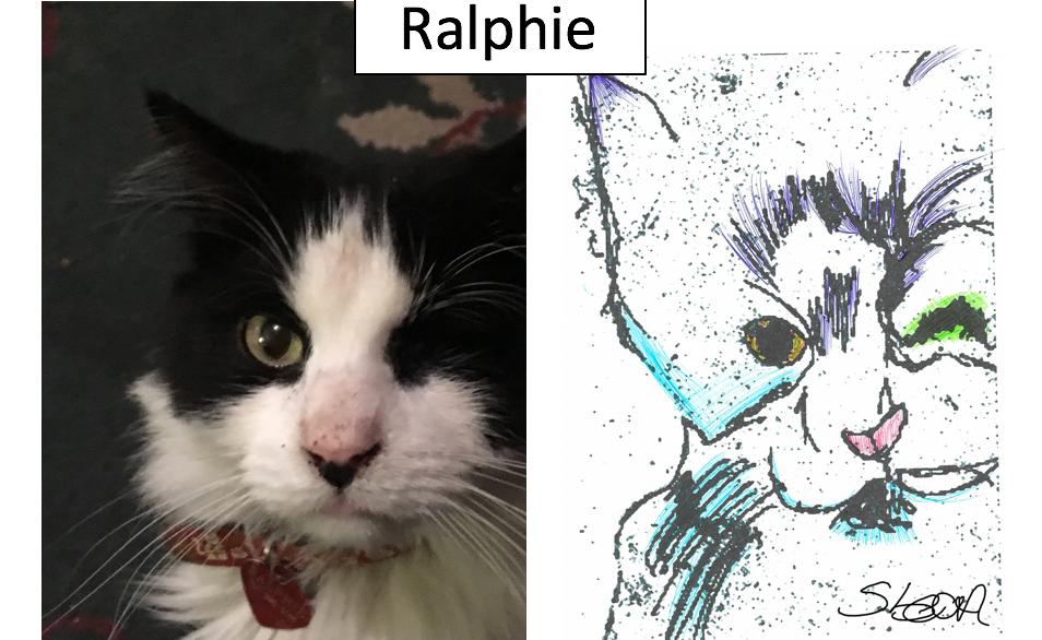 Ralphie by Maureen Burns