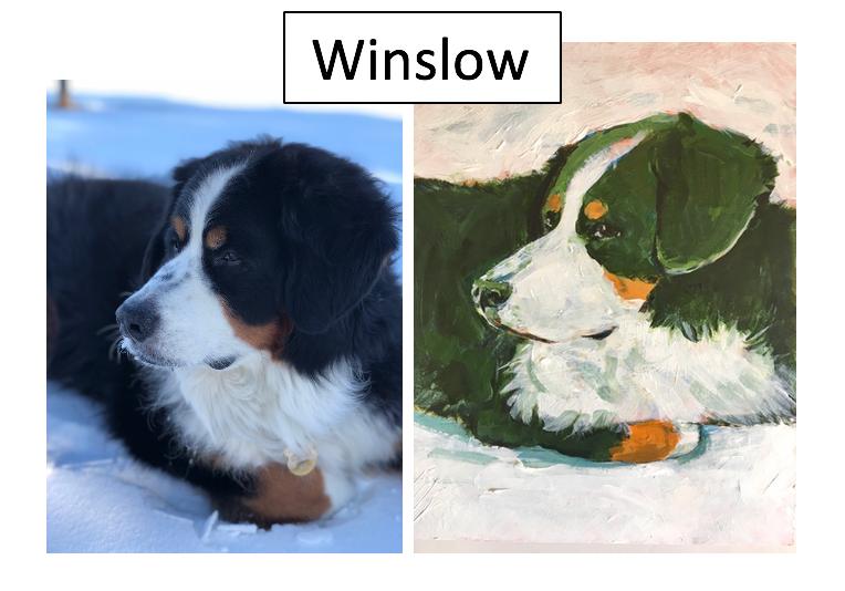 Winslow by Jenny Williams