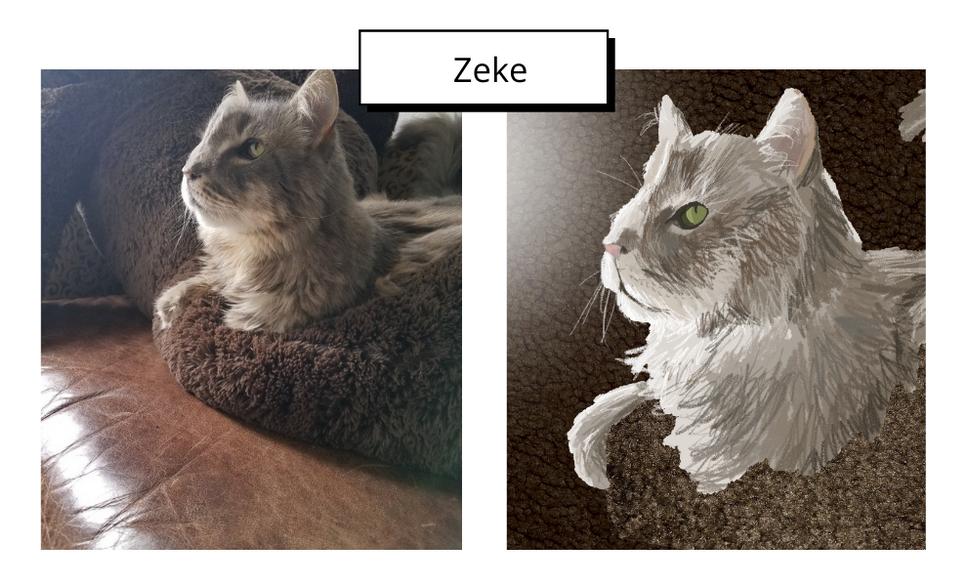 Zeke by Adie Valavanis