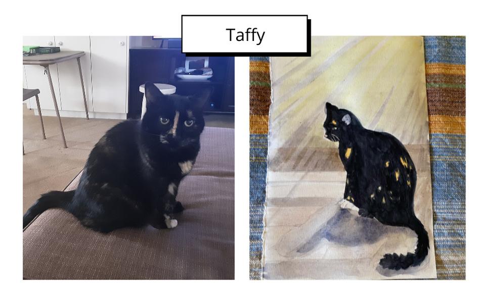 Taffy by Ella Rehnmark-Stewart
