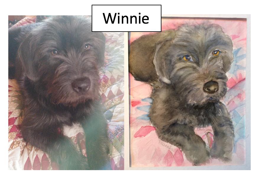 Winnie by Barbara Mannle