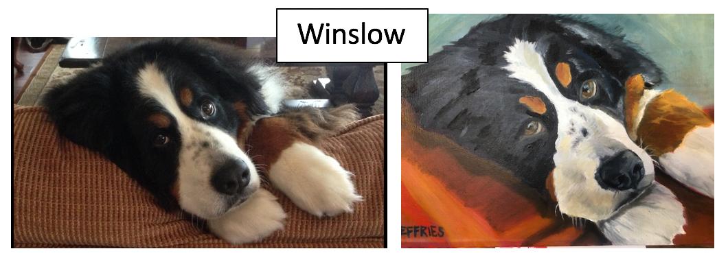 Winslow by Patrick Jeffries