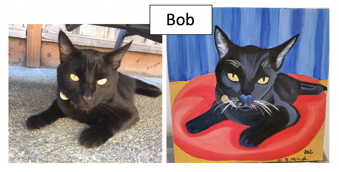 Bob by Irene McHugh