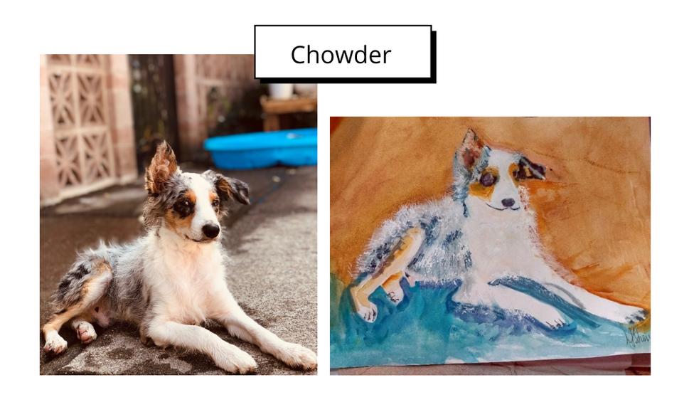 Chowder by Linda Sherman