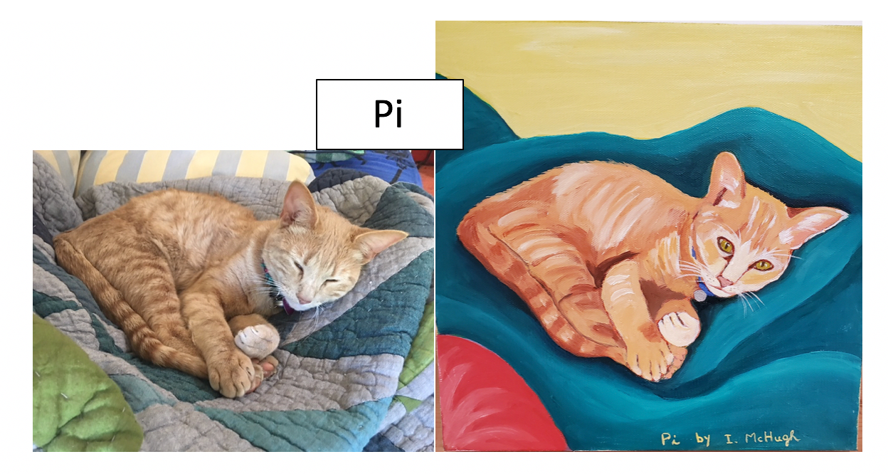 Pi by Irene McHugh