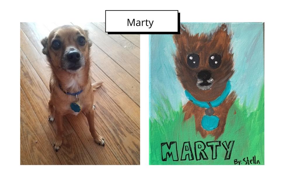 Marty by Stella Bottari