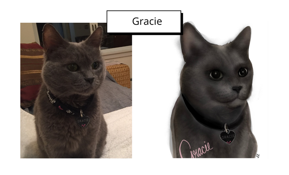 Gracie by Loie Maxwell